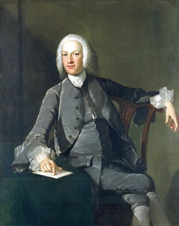 Sir Edward Lloyd (d.1795)