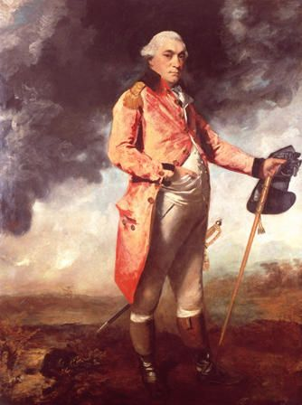Major- General George Catchmaid Morgan (c.1740/1741-1823)