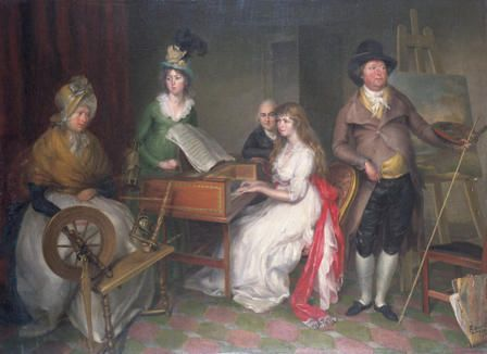 Thomas Jones (1742-1803) and his Family