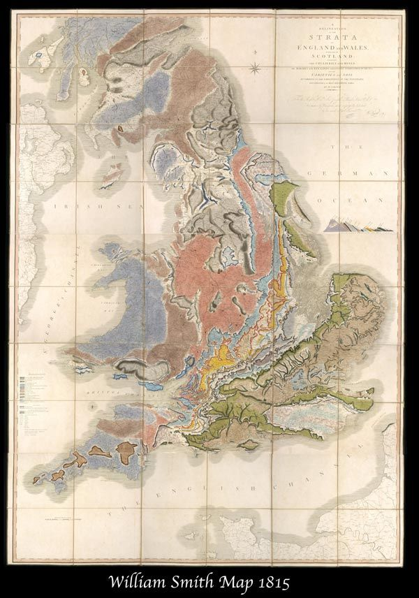 William Smith Map