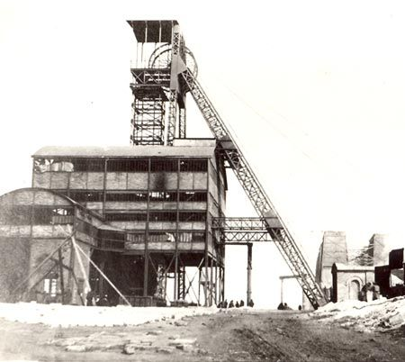 Tong Colliery