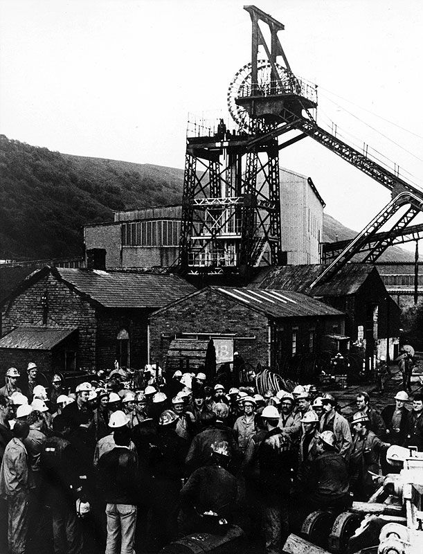 Rose Heyworth Colliery, Abertillery